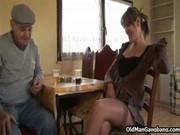 Жена трахает мужа безременным страпоном видео