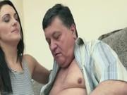 Контакт дед трахает молодую девку истории вк